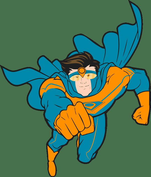 supergps volando